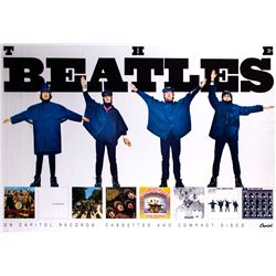The Beatles Original 1992 Promotional Poster