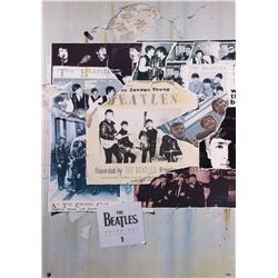 "The Beatles ""Anthology 1"" Promotional Poster"