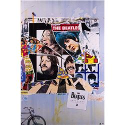 "The Beatles ""Anthology 3"" Promotional Poster"