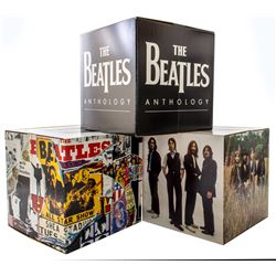 "The Beatles ""Anthology"" Promotional Displays"