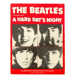 "The Beatles ""A Hard Day's Night"" Richard Lester Book"