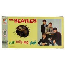 The Beatles Vintage 1964 Flip Your Wig Board Game by Milton Bradley