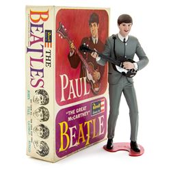 The Beatles Paul McCartney Vintage 1964 Revell Model Kit