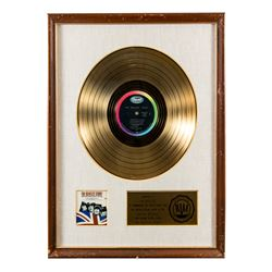 "The Beatles RIAA Gold Record Award for ""The Beatles' Story"""