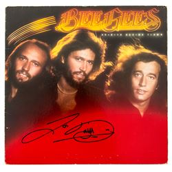 "Barry Gibb Signed Bee Gees ""Spirits Having Flown"" LP Album"