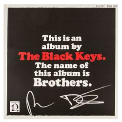 Black Keys Autographed Brothers Deluxe Edition CD Album