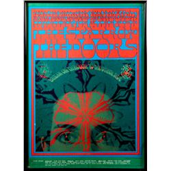 """Break on Through to the Other Side"" Dance Concert Psychedelic Poster"