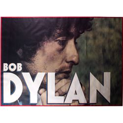 Bob Dylan Original 1981 Promotional Poster