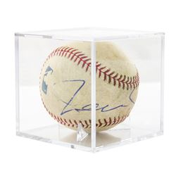 Jermaine Jackson Autographed Baseball