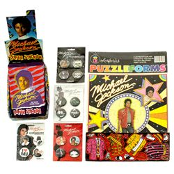 Michael Jackson 1980s Ephemera Collection