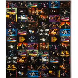 KISS 1997 Phone Cards Poster