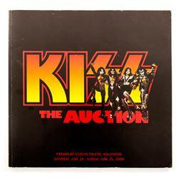 "KISS ""The Auction"" Butterfields Catalog"