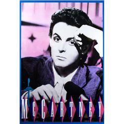 "Paul McCartney ""Give My Regards to Broad Street"" Original 1984 Promotional Poster"