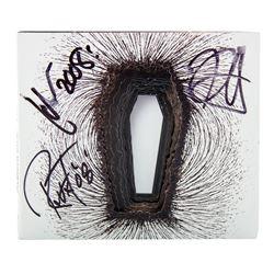 """Metallica Signed """"Death Magnetic"""" CD Album"""