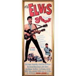 Elvis Presley Vintage 1966 Spinout Daybill
