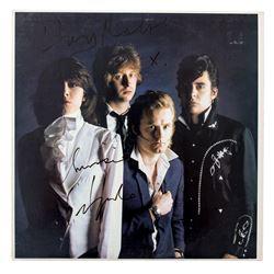 "Chrissie Hynde Autographed ""Pretenders II"" LP Album"