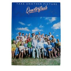 "Quarterflash ""Take Another Picture"" Songbook Signed by Marv & Rindy Ross"