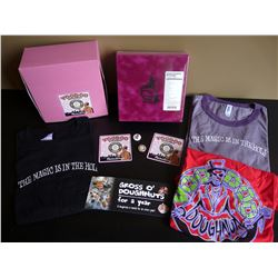 Voodoo Doughnuts Package of One Year Supply of Doughnuts & Singles Collection Box Set