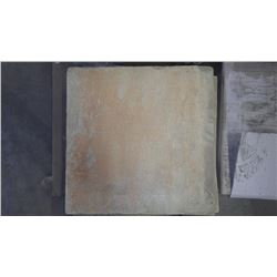 """Mixed Pallet of 12"""" x 12"""" Granite Tile- 1 Pallet, approx. 130 pieces approx 130 sq ft retail value o"""