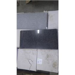 "Nero Impala 12"" x 24"" Granite Tile- 1 crate, 70 pieces approx 140sq ft retail value 3356.00"