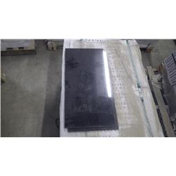 """Black Galaxy 12"""" x 24"""" Granite Tile- 1 crate, 156 pieces approx 312sq ft retail value of 6544.00"""
