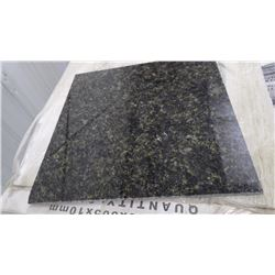 """Ubatuba 12"""" x 24"""" Granite Tile- 1 crate, 150 pieces approx 300sq ft retail value of 6292.00"""