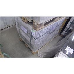 """Ubatuba 12"""" x 24"""" Granite Tile- 1 crate, 180 pieces approx 360sq ft retail value of 7551.00"""
