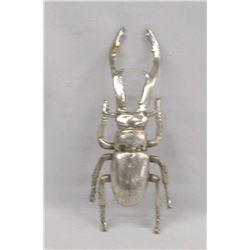 Pewter Rhinoceros Beetle