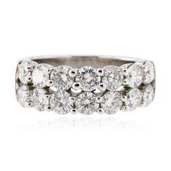 14KT White Gold 2.20 ctw Diamond Ring