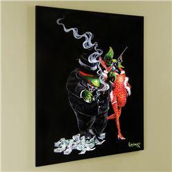 Gangster Love by  Michael Godard