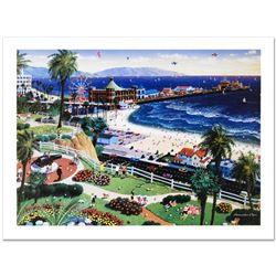 Santa Monica by  Alexander Chen
