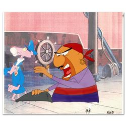 The Pink Panther Show Production Cel by Pink Panther