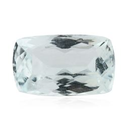 2.94 ctw Cushion Cut Natural Cushion Cut Aquamarine
