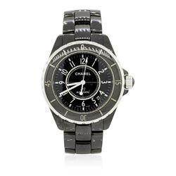 Chanel Ceramic J12 Wristwatch