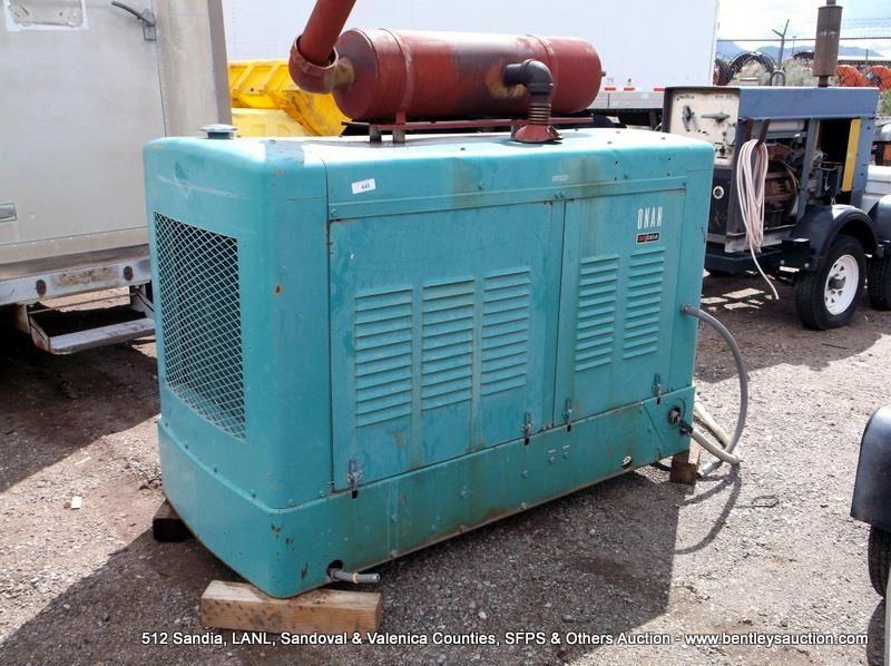 1979 ONAN 30.0 DDA-15R/20301D S# A790388908 ELECTRIC GENERATOR SET Dda R Onan Generator Wiring Schematic on