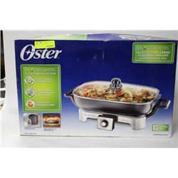 NEW OSTER EXTRA LARGE ELECTRIC SKILLET