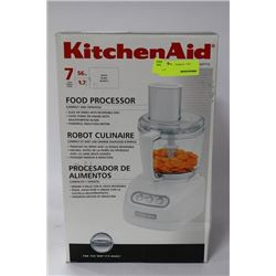 NEW KITCHENAID 7-CUP FOOD PROCESSOR