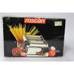 NEW ROSCAN PASTA MACHINE