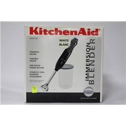 NEW KITCHENAID IMMERSION BLENDER