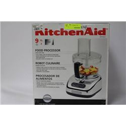 NEW KITCHENAID 9-CUP FOOD PROCESSOR