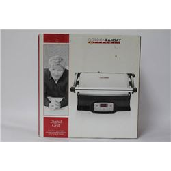 NEW HELL'S KITCHEN FAME GORDON RAMSAY 1400W GRILL