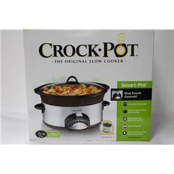 NEW CROCKPOT 6 QUART SLOW COOKER