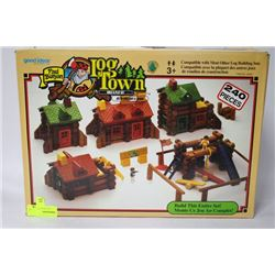 NEW PAUL BUNYAN BUILD AND PLAYSET