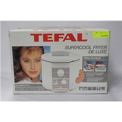 NEW T-FAL SUPERCOOL FRYER