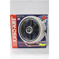"NEW SEABREEZE 12"" TURBO AIR FAN"