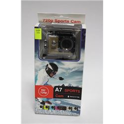 NEW HD SPORTS CAM