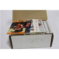 BOX OF 1997-98 CANADIAN HOCKEY CARDS