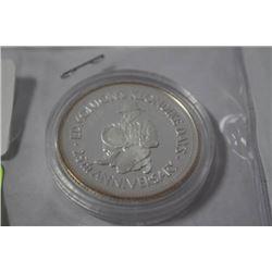 QUEEN ELIZABETH II 2012 .999 TWENTY DOLLAR COIN