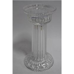 NACHTMANN BAVARIAN CRYSTAL CANDLE HOLDER