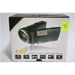 NEW 16MP MEGAPIXEL HD DIGITAL VIDEO CAM RECORDER